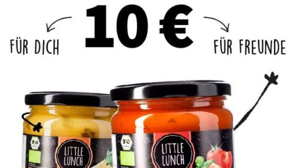 Little Lunch 10 Euro Rabatt 1