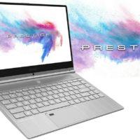 MSI PS42 Prestige Ultra Slim Notebook