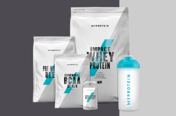 Myprotein 45 Prozent Gutschein