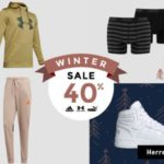 40% Rabatt auf Adidas, Puma & Under Armour 🎽 Sneaker, Shirts, Hoodies, usw.