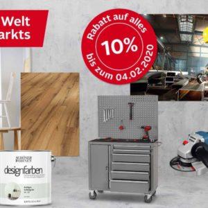 OTTO Baumarkt 🚲🛠 10% Gutschein auf Alles, z.B. eBikes, Werkzeug usw.