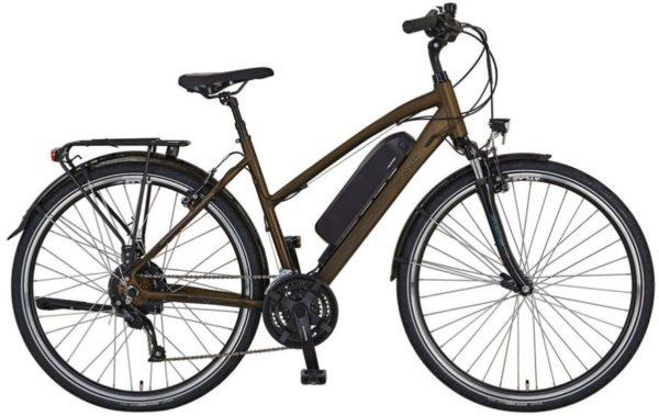 PROPHETE E Bike Trekking Entdecker e9.6 28 Zoll 24 Gang Heckmotor 3744 Wh