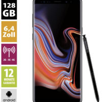 Samsung Galaxy Note 9 128GB   Midnight Black  AfB social and green IT 2020 01 11 14 03