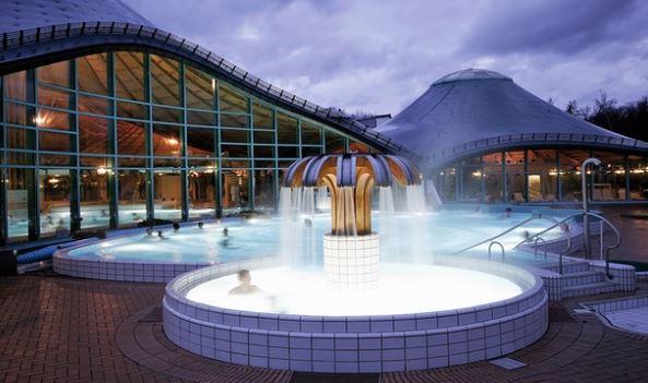 Schwarzwald Best Western Hotel mit Fruehstueck Therme