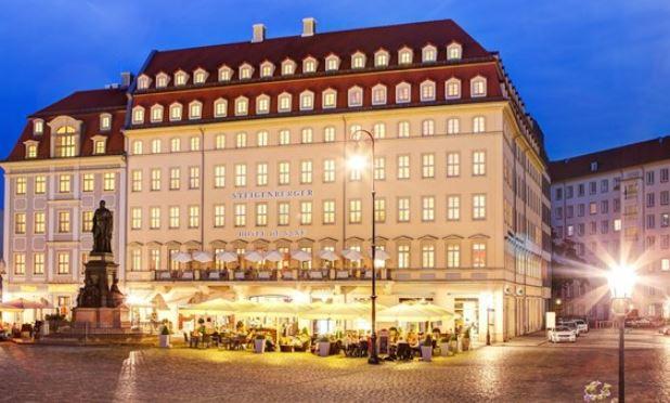 Steigenberger Dresden 1x F fuer 2 Personen nur 99