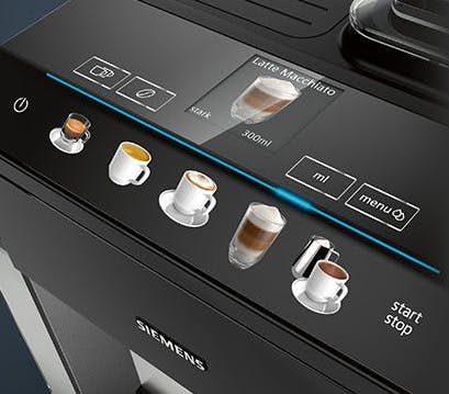 Siemens EQ.500 Kaffeevollautomat ☕️ mit oneTouch Funktion & mehr