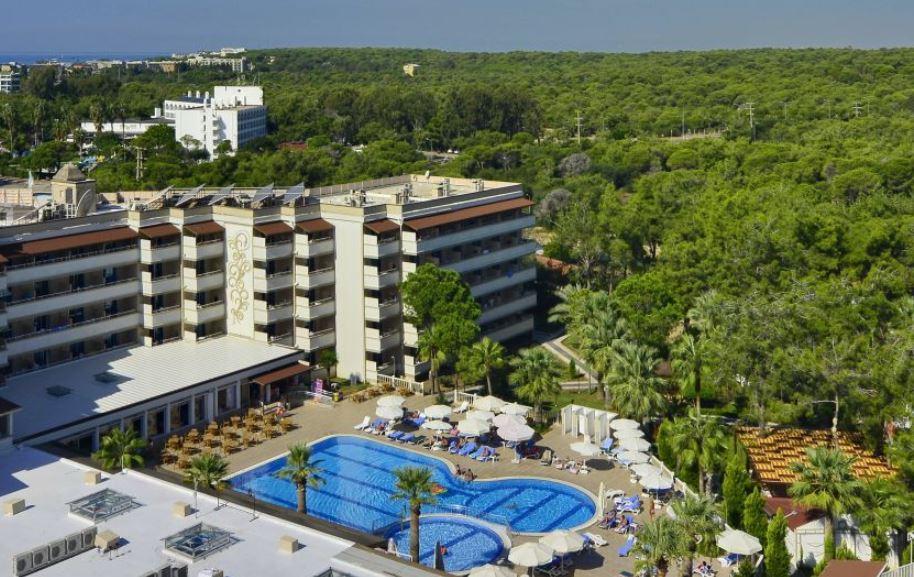 Tuerk Riviera 6 bernachtungen Hotel Linda