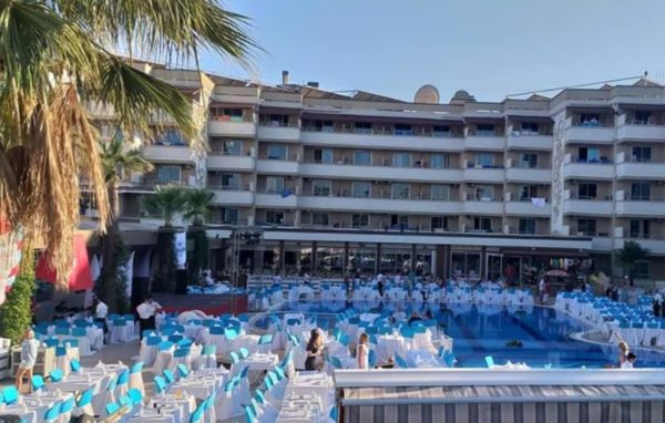 Tuerkische Riviera   6 bernachtungen Hotel Linda