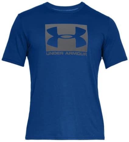Under Armour Trainingsshirt in Blau