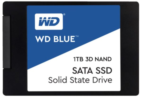 WD Blue 3D 1 TB SSD