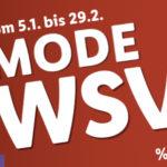 Großer Mode-WSV + VSK-frei ❄️ Jeans für 6€, Leder-Wanderschuhe für 11€, usw.