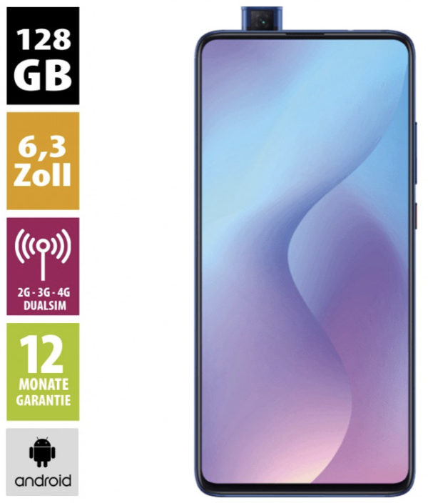 Xiaomi Mi 9T Pro 64GB   Glacier Blue  AfB social and green IT 2020 01 11 14 00