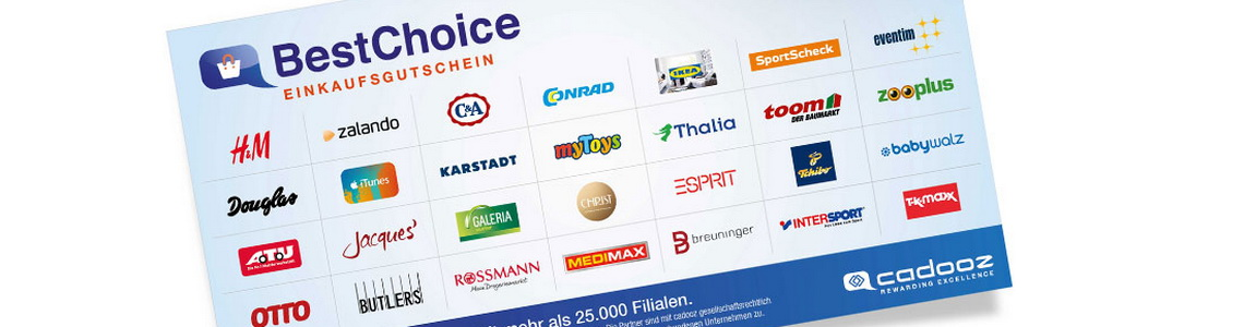 best choice gutschein header magazin