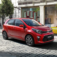 kia picanto eye catching exterior
