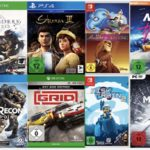 Saturn 🎮 3x Games für 79€ (PS4, Switch, Xbox, PC)