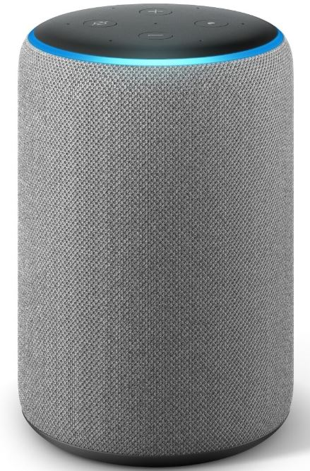Amazon Echo 3. Generation smarter Lautsprecher mit Alexa