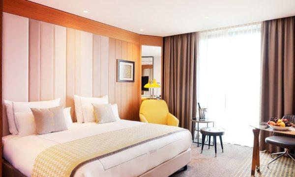 Berlin Design Hotel Titanic Chaussee   2 Pers. im DZ inkl. Fruehstueck  Spa Eintritt 1