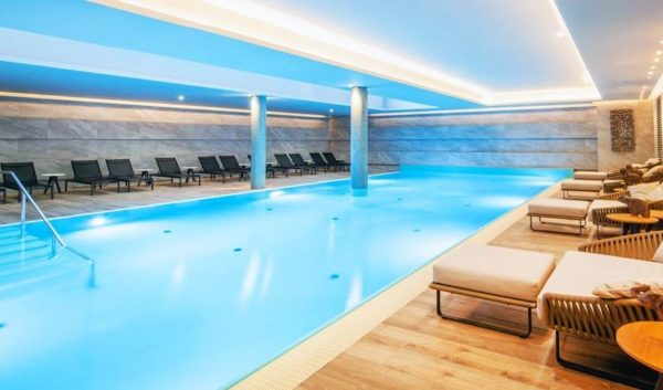 Berlin Design Hotel Titanic Chaussee 2 Pers. im DZ inkl. Fruehstueck  Spa Eintritt