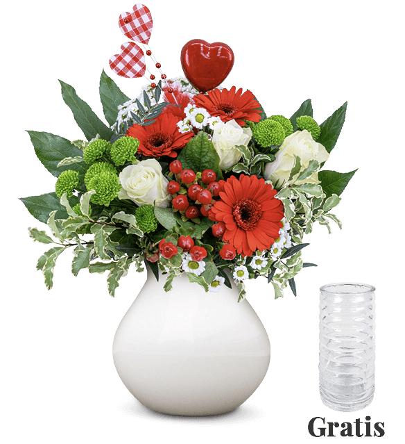 Blumenstrauss Valentine online bestellen   BlumeIdeal.de 2020 02 05 15 42