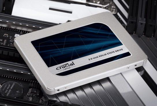 Crucial MX500 SSD 💾 mit 1TB für 88€ // 2TB für 156€