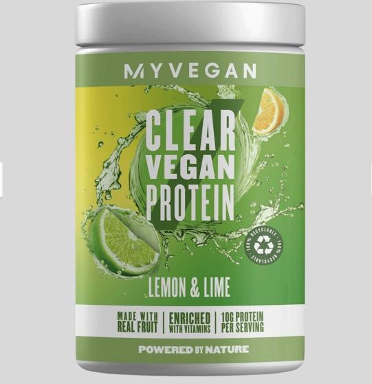 Clear Vegan
