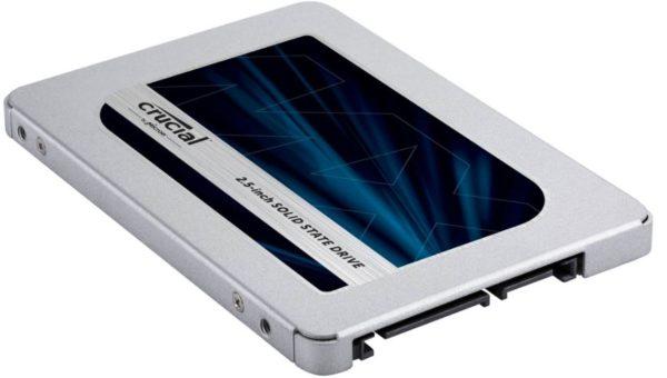 Crucial MX500 SSD 500GB SSD