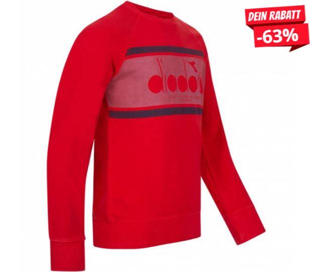 Diadora Spectra Used Herren Crew Sweatshirt