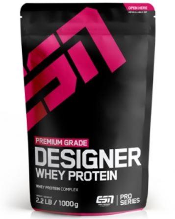 ESN Designer Whey 1kg Beutel