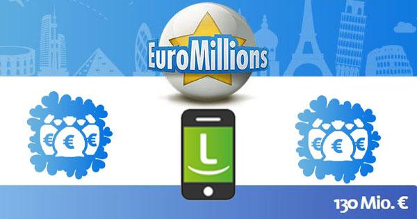 EuroMillions Lottoland