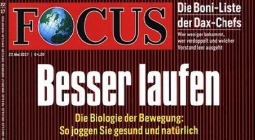 Focus Jahresabo fuer 30 Euro