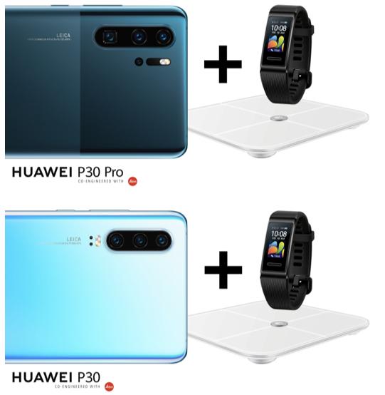 HUAWEI P30 Serie Fittes neues Jahr Promotion  HUAWEI Deutschland 2020 02 23 13 55