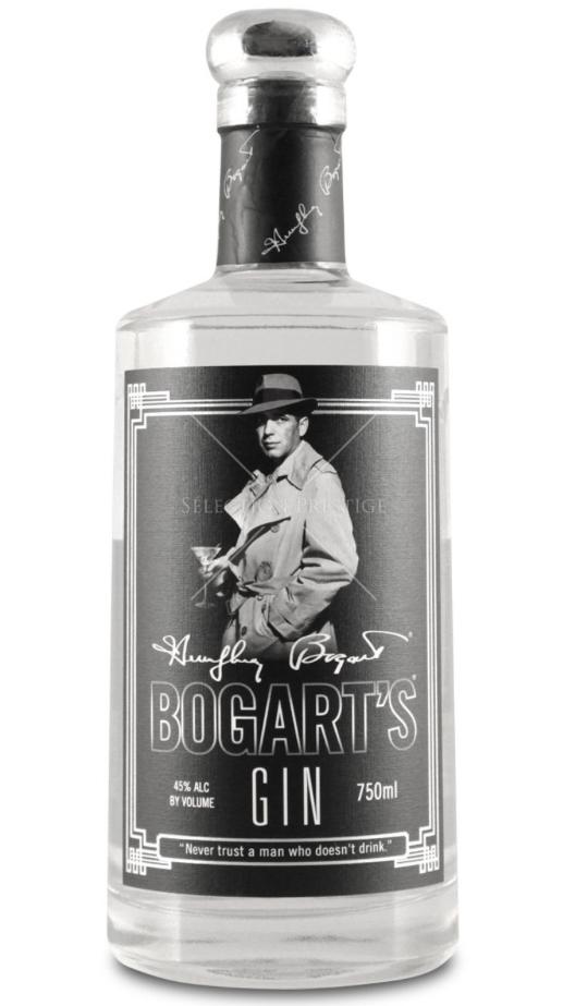 Humphrey Bogarts Gin 07L 45 Vol.   Bogart Spirits   Gin 2020 02 11 13 50