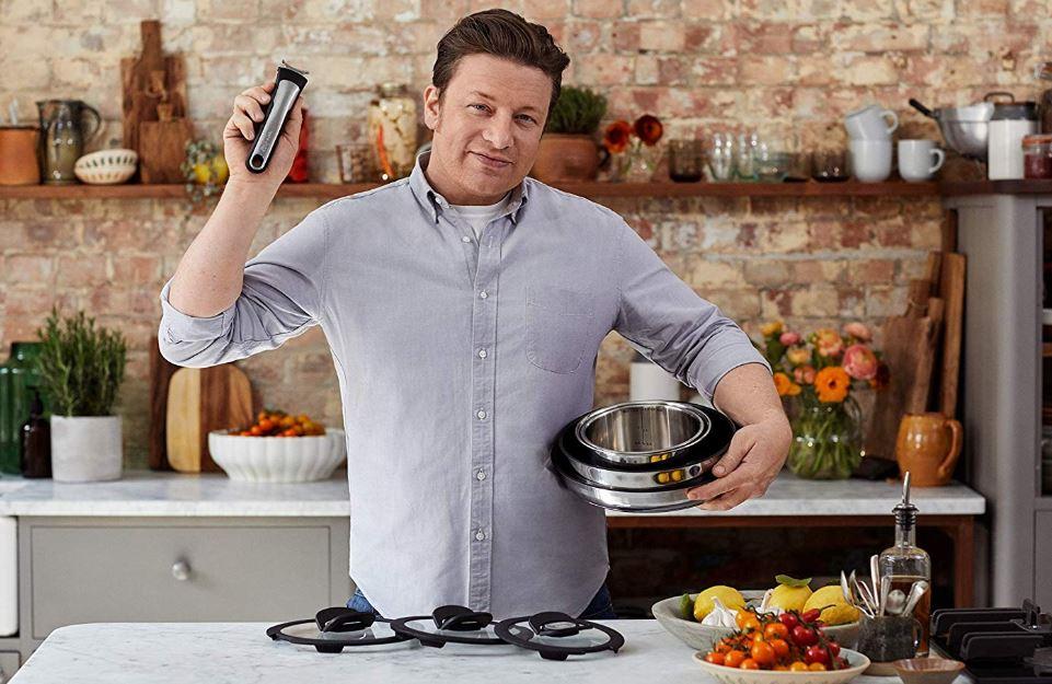 Jamie Oliver Ingenio Topfset 9 teilig