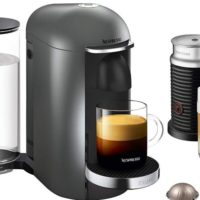 Krups Nespresso XN902T Vertuo Plus inklusive Aeroccino Milchaufschaeumer