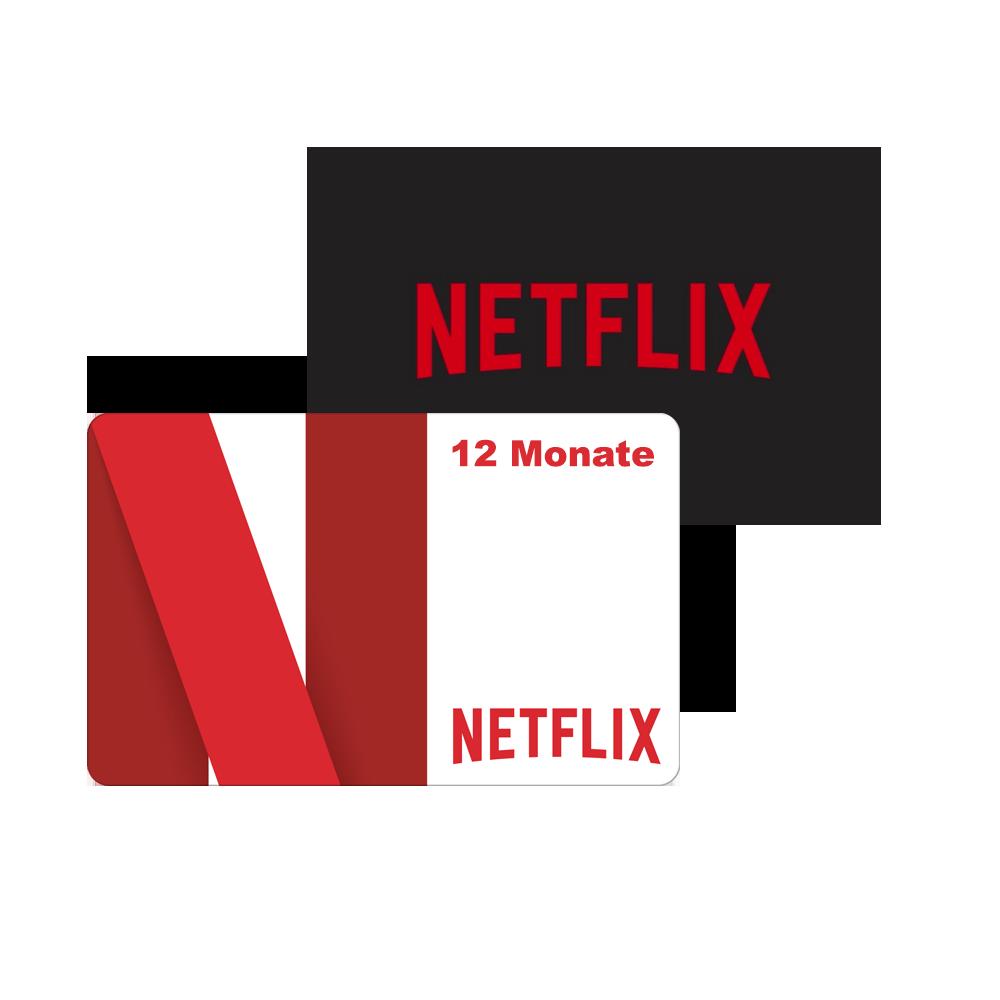 Jetzt ein NETFLIX Premium Jahresabo Gewinnen!