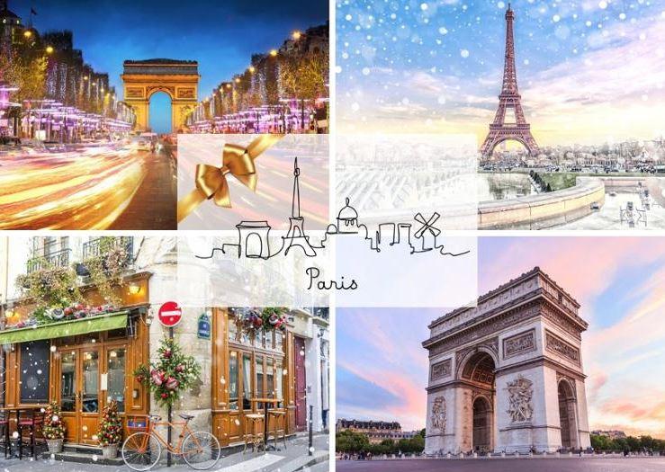 Paris Multigutschein   7 Hotels zur Auswahl