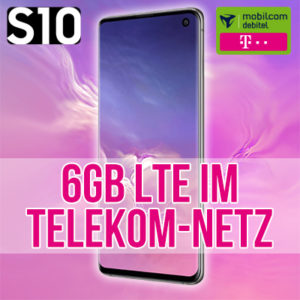 TOP 💥📱 Telekom Magenta S mit 6GB LTE + StreamON + Galaxy S10 + Xbox One S