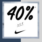 Tipp: 40% Gutschein auf Nike 🤩 z.B. Sneaker & Hoodies