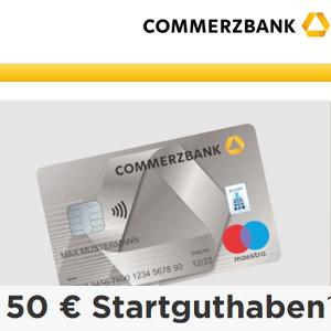 Startguthaben Commerzbank