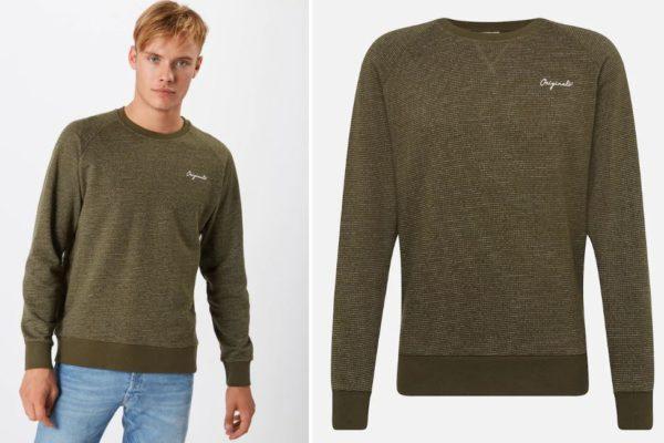 Sweatshirt JORHIDE SWEAT CREW NECK