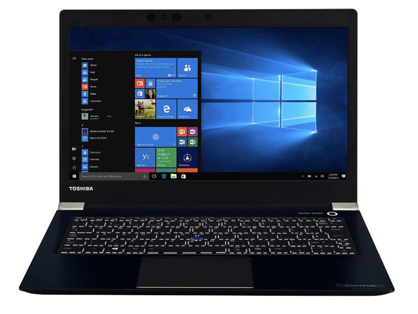 Toshiba PT272E 05V00SGR X30 D 162 Laptop onyxblau Amazon.de Computer  Zubehoer 2020 02 17 12 03