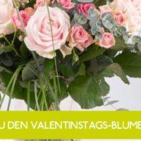 Valentinstag 14 Prozent auf Straeusse