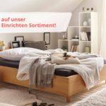 15% Gutschein auf Möbel & mehr, z.B. Schränke, Sofas, Heimtextilien usw.