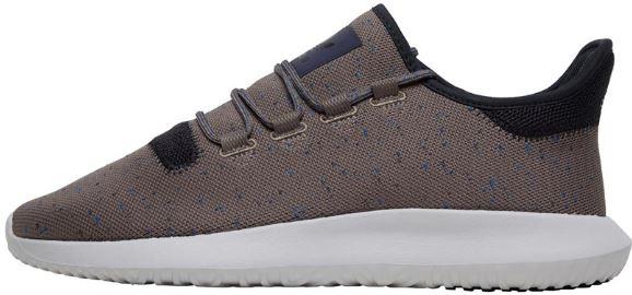 adidas Originals Herren Tubular Shadow Primeknit Sneakers Dunkelsteingrau