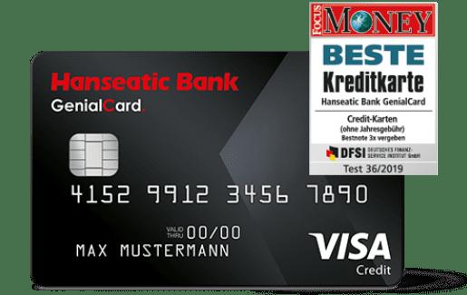 hanseatic genialcard beste kreditkarte e1581008248412