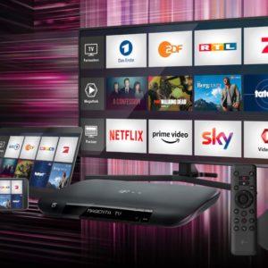 [TOP] Bis zu 340€ Cashback 💰💲 Telekom Magenta Zuhause M (+ Magenta TV + Sky)