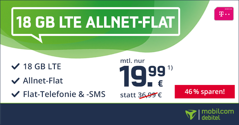 md Telekom 18GB