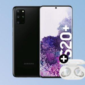 Samsung Galaxy S20 (Plus): Aktionen und Handytarife zum neuen Flaggschiff