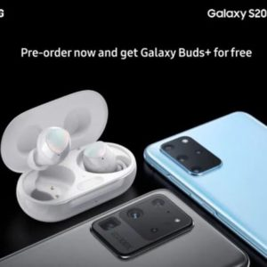 TOP 😲📱 o2 Free L mit 60GB LTE + Samsung Galaxy S20 Plus + Galaxy Buds+