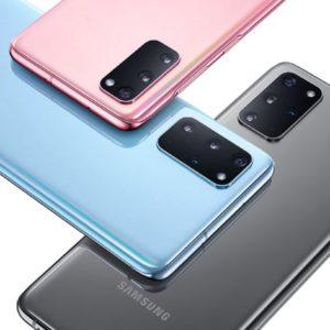 TOP 🔥 19% MwSt-Rabatt auf Samsung Phones, Wearables & mehr, z.B. das S20 zum Bestpreis